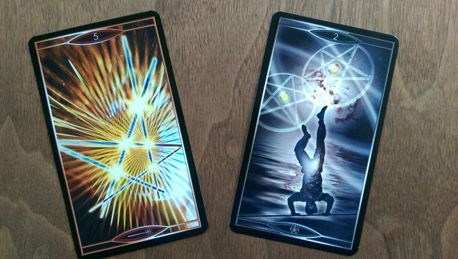 Quantum Tarot (2.0) by Kay Stopforth and Chris Butler