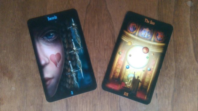Legacy of the Divine Tarot by Ciro Marchetti