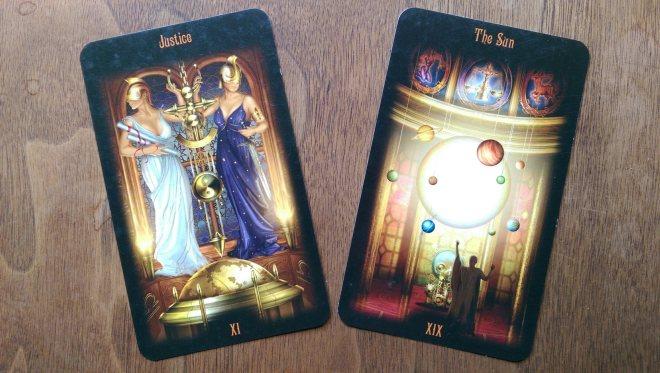 Legacy of the Divine Tarot by Ciro Marchetti
