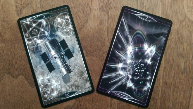 Quantum Tarot 2.0 by Kay Stopforth and Chris Butler